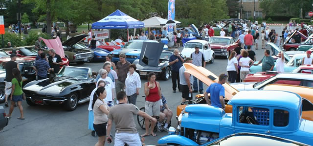4th Wednesdays: Classic Cars & Kids Stuff